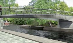 ELU-bro nominerad till Årets Stockholmsbyggnad