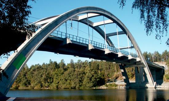 Järnvägsbro över Stäksundet