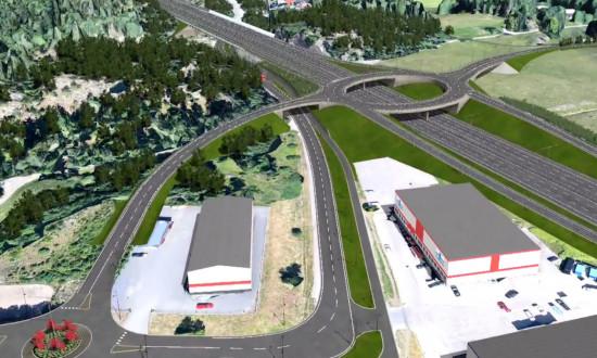 Trafikplats Vega