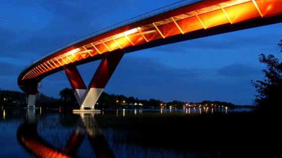 The Motala Bridge