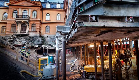 Citybanan – Anslutning Stockholms Södra